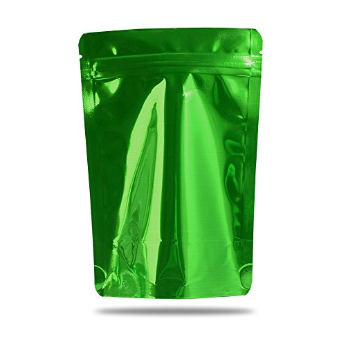 Buy Bargain Self Seal Stand Up Mylar Ziplock Packaging Bag Food Grade Baking Powder Snack Zipper Pou...