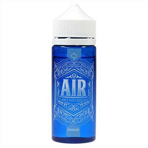 Sique e-Liquid Air, Shake-and-Vape zum Mischen mit Basisliquid für e-Liquid, 0.0 mg Nikotin, 100 ml