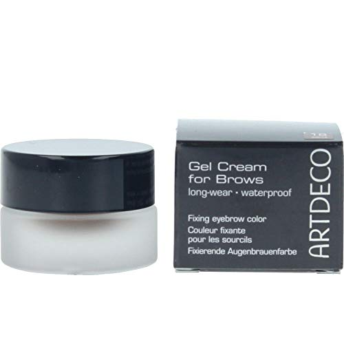 Artdeco Gel Cream Brows 18, Walnut, 5 g