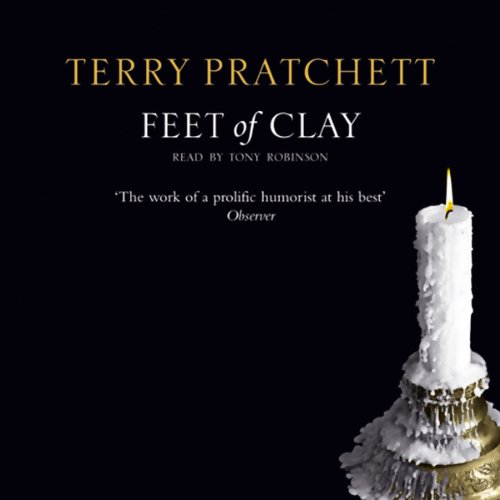 Feet of Clay cover art