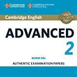 Cambridge English Advanced 2 Audio CDs (2): Authentic Examination Papers: Vol. 2 (CAE Practice Tests)