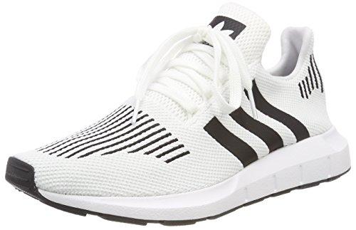 adidas Herren Swift Run Fitnessschuhe, Weiß (Ftwbla/Negbas/Brgrin 000), 45 1/3 EU