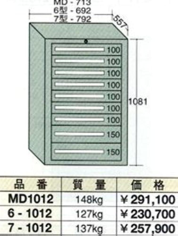 政策たくさんシュリンクOS(大阪製罐) ミドルキャビネット MD1012