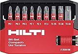 HILTI Broca de torsión para juego de puntas S-BSC+ UNI 25/1' T (10)