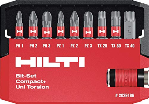 HILTI Torsionsbohrer für Bit-Set S-BSC+ UNI 25/1
