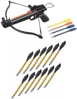 ASC Youth Archery Bow 4-Arrow Side Quiver Camo