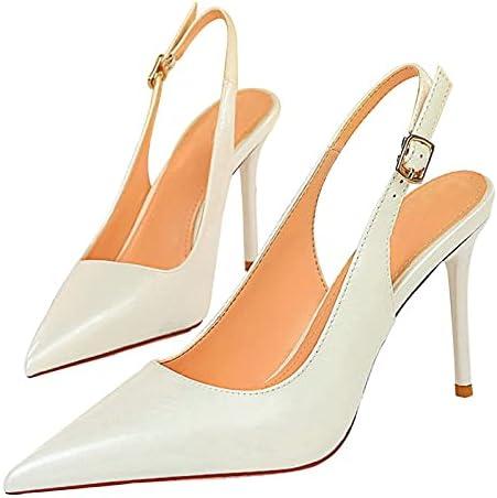 SAILING LU Free Shipping Cheap Bargain Gift Pumps High Heels Outstanding Women Stiletto Slingback Sandals for