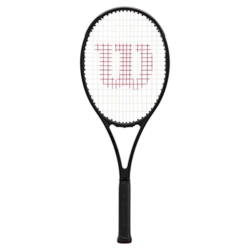 "Wilson Raqueta de tenis Pro Staff 97 v13 (tamaño de agarre de 4 1/4\"")"