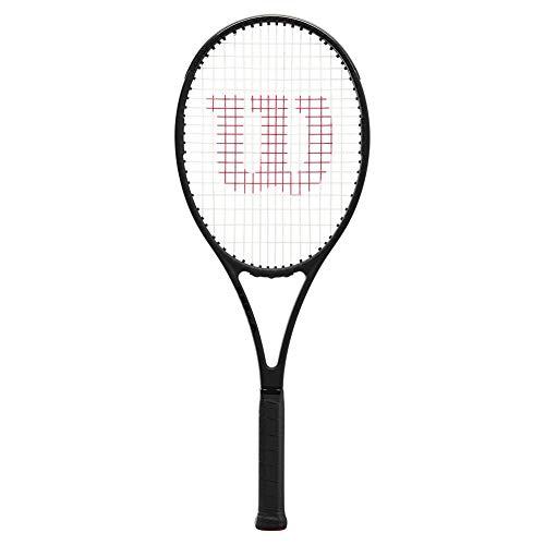 """Wilson Pro Staff 97 v13 Tennis Racquet (4 1/2"""" Grip Size)"""