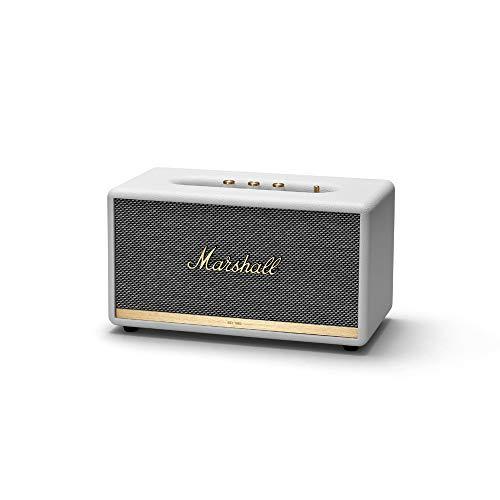 Marshall Stanmore II Altoparlante Bluetooth, Bianco