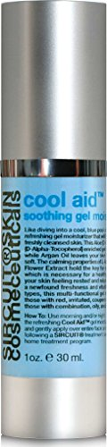 Sircuit Skin COOL AID Soothing Gel Moisturizer (1 Ounce)