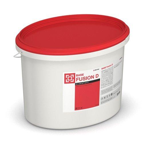 Parkettkleber BASE Fusion D, lösemittelfrei (13 kg) Kleber für Parkett / Mosaikparkett / Korkmosaik / Basis: Kunstharzdispersion