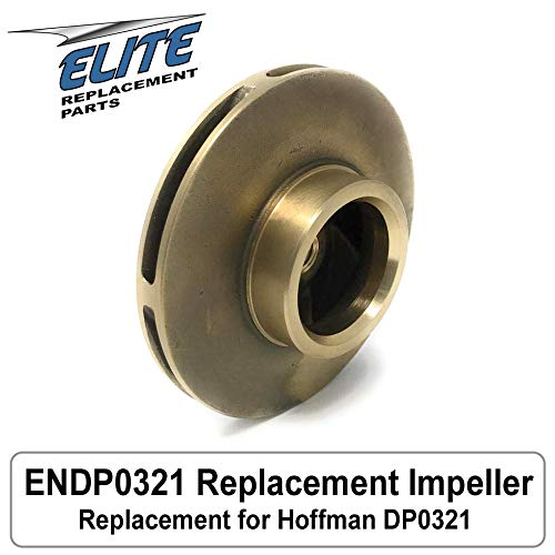 ENDP0321 Replacement Impeller for Hoffman A, B, WC and WCD Condensate Pumps Replaces Hoffman DP0321