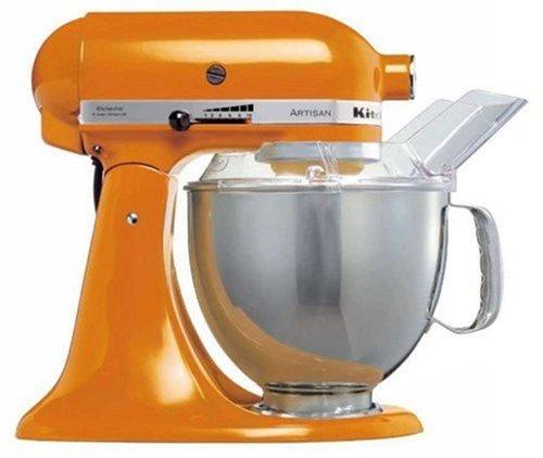 KitchenAid Artisan 5KSM150PSETG Tangerine 220 volt