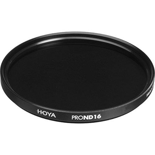 Hoya YPND001682 Pro ND-Filter (Neutral Density 16, 82mm)