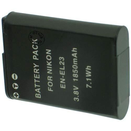 Batería para cámara de fotos Nikon COOLPIX P900