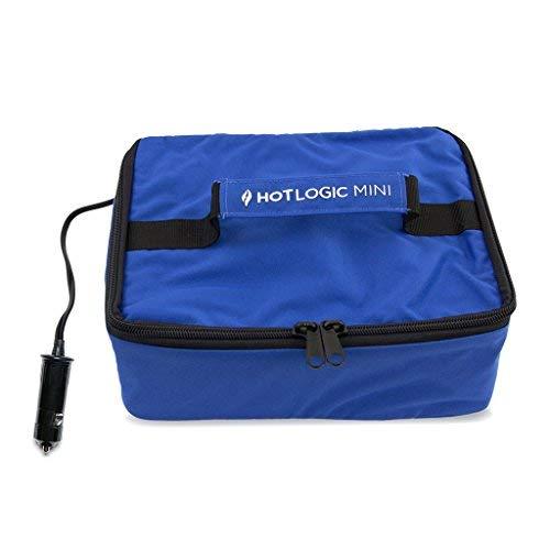 Hot Logic Food Warming Tote 12V, Lunch, Blue