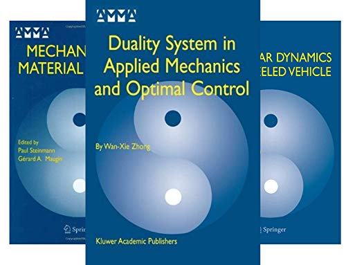 Advances in Mechanics and Mathematics (38 Book Series)