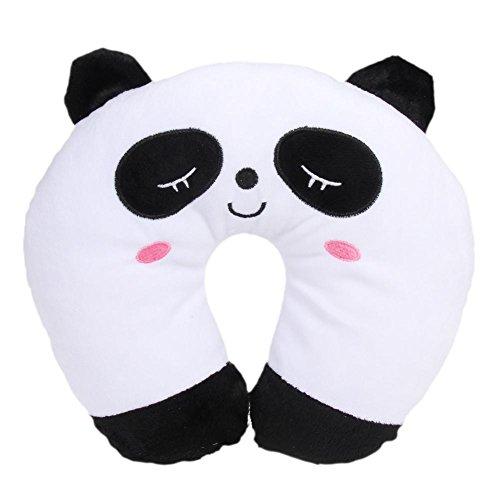 Broadroot Travel Cartoon U gevormde kussen hoofd rust kussen nek ondersteuning Panda