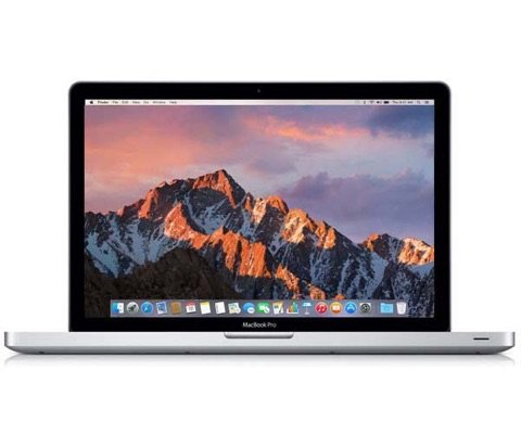 Compare Apple MacBook Pro 15in (DD318_16M256D_R) vs other laptops