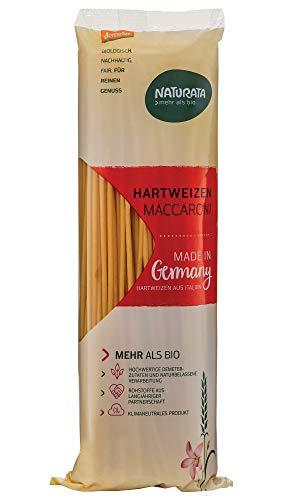 Naturata Hartweizen-Makkaroni, lang (500 g) - Bio