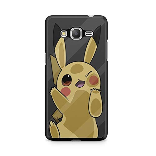 Coque pour Samsung Galaxy Grand Prime Pokemon go Team Pokedex Pikachu Manga Tortank Game Boy Color Salameche Noctali Valor Mystic Instinct Case + Stylet + Lingette de Nettoyage Ecran 14