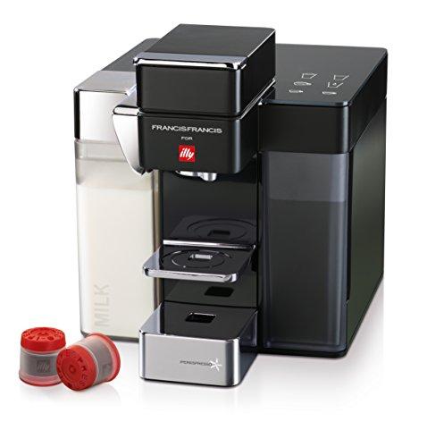 illycaffè Y5 Milk Iperespresso, 0.8 Liters,...
