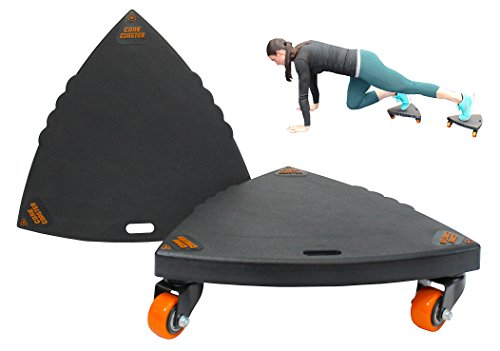 Core Coaster Abdominal Trainer (Double)