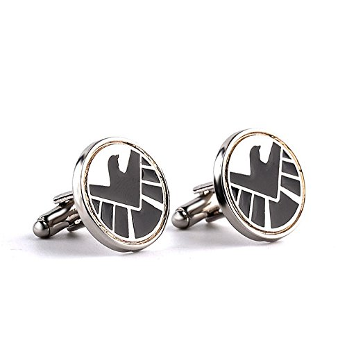 Marvel's Agents of S.H.I.E.L.D Cosplay Cufflinks Manschettenknöpfe