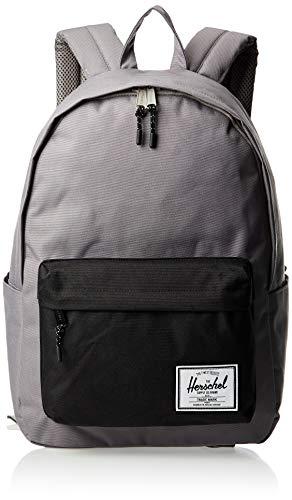 Herschel Rucksack Classic, grau / schwarz (grau) - 10492-02998-OS