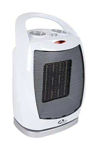 Quality Camp 8618450 radiator unisex volwassenen, wit