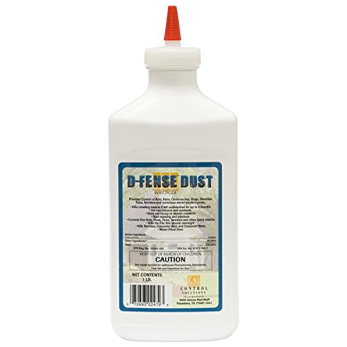 Control Solutions D-Fense Dust