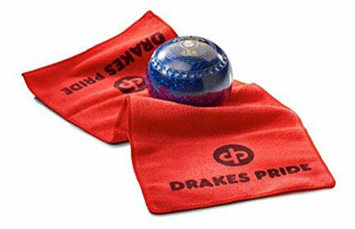 DRAKES PRIDE RED MICROFIBRE BOWL...