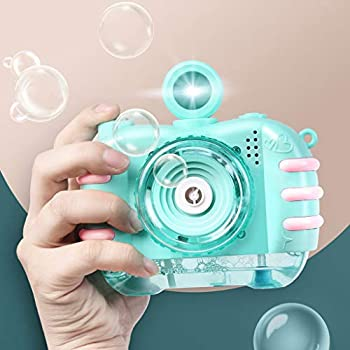 Boluoyi Children Music Camera Bubble Toys