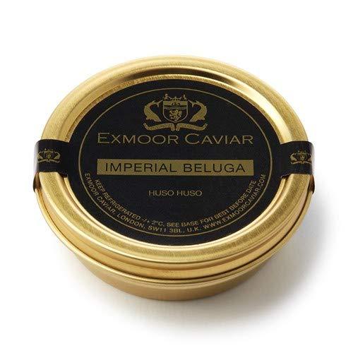 Exmoor Caviar Imperial Beluga Caviar 50g