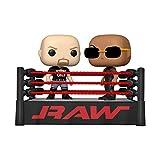 Funko- Pop Moment WWE The Rock vs Stone Cold in Wrestling Ring (54661)