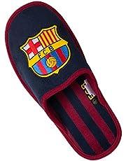 Herenpantoffels Barça, officieel product van FC Barcelona, maat voor volwassenen