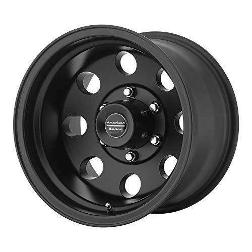 American Racing 15' Inch 5x4.5 Wheel Rim AR172 15x8 +20mm Black
