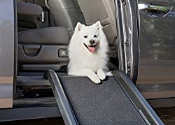 vehicle ramp for smaller pets
