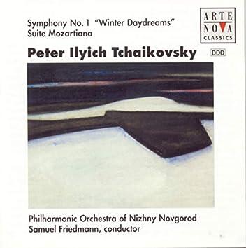Tchaikovsky: Symphony No.1 op.13/Suite No.4 op.61
