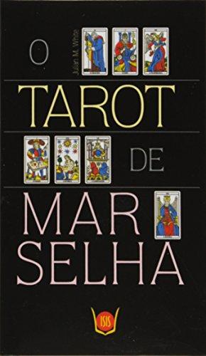 Tarô de Marselha - Baralho com 78 Cartas