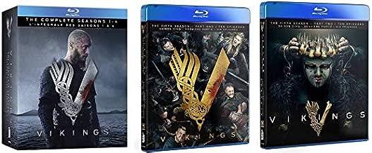 Vikings: Season 1-5 [Blu-ray]
