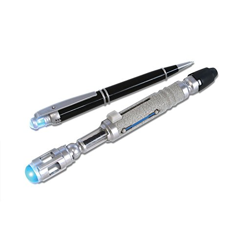 Character Options Doctor Who Sonic Schraubendreher und Sonic Pen Set