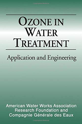 ozone in drinking water treatment - 2