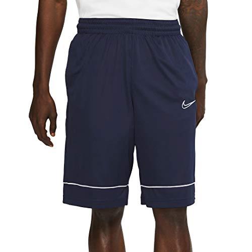 Nike Bermuda masculina Fastbreak Bv9452-451, Obsidiana/Obsidiana/Branco, S