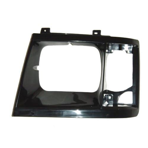 OE Replacement Chevrolet Astro/GMC Safari Van Driver Side Headlight Door (Partslink Number GM2512114