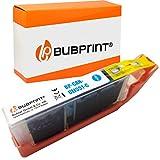 Bubprint Druckerpatrone kompatibel für Canon CLI 551 XL C CLI-551XL 551XL für Pixma IP7250 IP8750 IX6850 MG5450 MG6450 MG6650 MG7550 MX920 MX925 Cyan