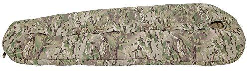 Carinthia Defence 4 200; L Winterschlafsack Allroundschlafsack 4-Jahreszeiten, Multicam
