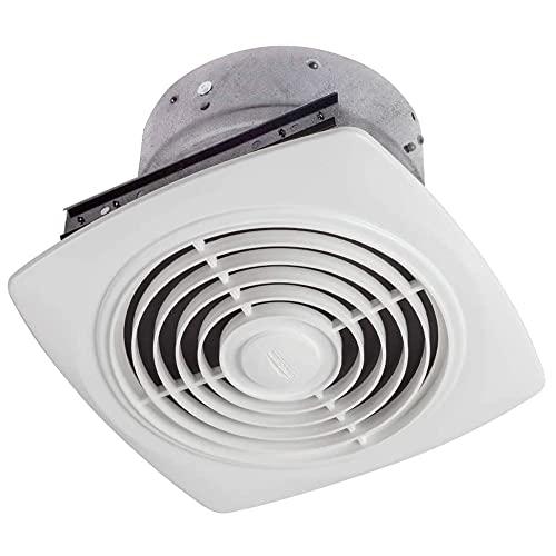 Broan-NuTone 504 Ventilation Fan, 10-Inch 350 CFM 6.5 Sones, White