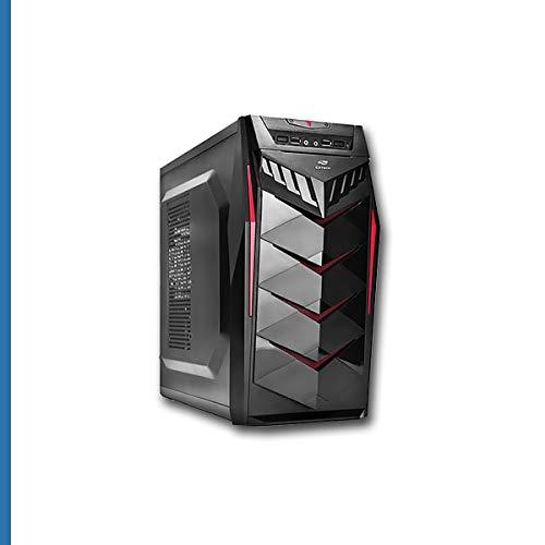Pc Gamer Intel Core i7 4ª Geração, 8GB RAM DDR3, GT 730 4GB, SSD 480GB, Fonte 500w-